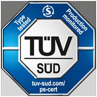 Certificazione TÜV