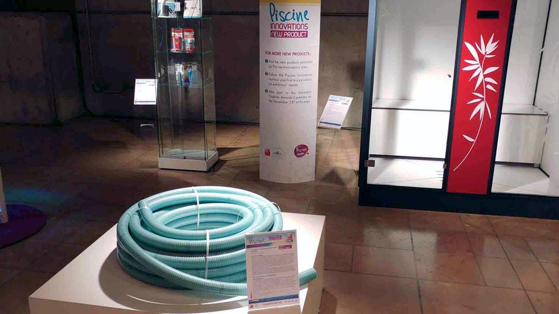 Stand tubazione B-ACTIVE impianti per piscine