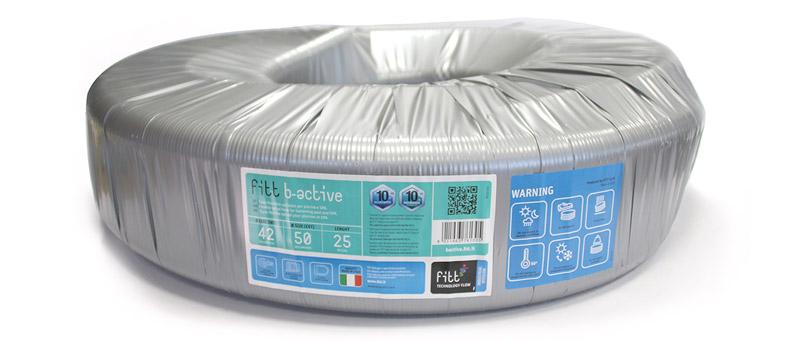 FITT B-ACTIVE: Poolflex-Klebeschlauchs Möchten Sie ein kostenloses Warenmuster erhalten?